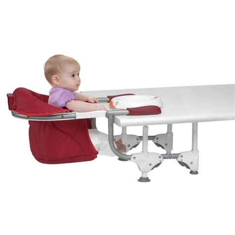 chicco siege de table chicco siège de table 360 scarlet scarlet achat vente