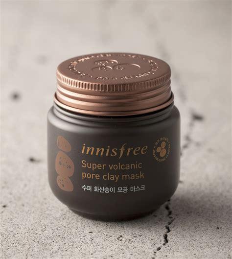 Harga Innisfree Volcanic Pore Clay Mask 100ml skin care volcanic pore clay mask innisfree