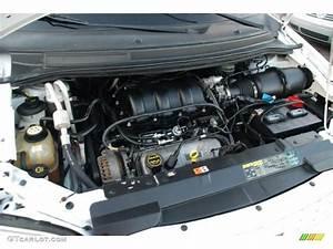 2003 Ford Windstar Le 3 8 Liter Ohv 12 Valve V6 Engine