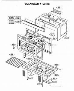Lg Microwave Parts  U2013 Bestmicrowave