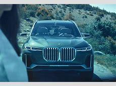 BMW Concept X7 iPerformance revealed AUTOBICS