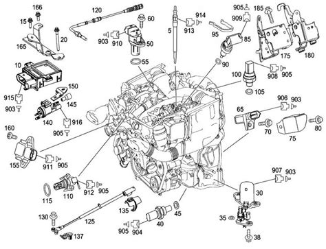 2005 Mercede Engine Diagram by Engine Cooler Needs Replacement Mercedes Forum