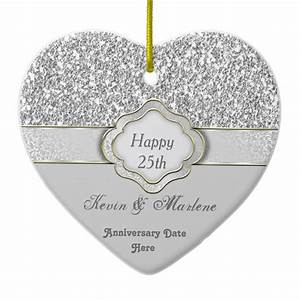 silver gift ideas for 25th wedding anniversary inexpensive With gifts for 25th wedding anniversary