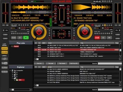 dj software fuer die naechste party kostenlos