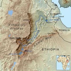Afar Triangle Facts for Kids