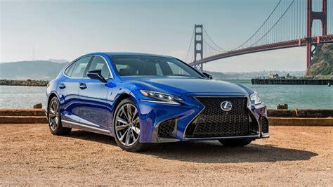 500 4k Wallpapers by 2018 Lexus Ls 500 F Sport 4k 4 Wallpaper Hd Car
