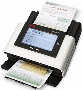 kodak 8738056 model scan station 500 document scanner ccd With fast document scanner