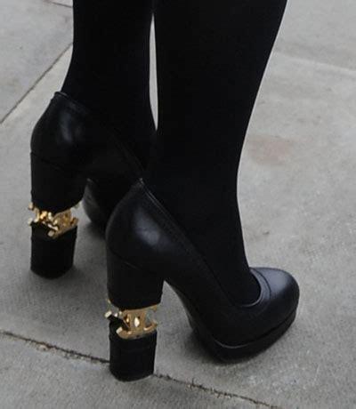 chanel cc heels fancycom