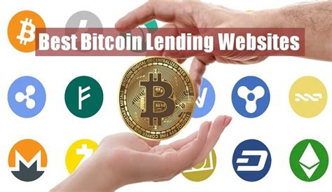 Learn the best uk bitcoin & crypto exchanges and wallets. 7 Best Bitcoin Lending Websites For Cryptocurrency Loan ...