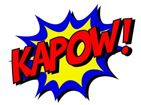 Pow! Zap! Boom! It's National Superhero Day!