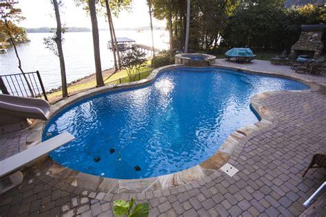 Charlotte Residential Pools Raleigh, Greensboro Pool Builder
