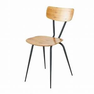 Chaise Tolix Maison Du Monde : 13 id es de chaise pour une d co industrielle ~ Melissatoandfro.com Idées de Décoration