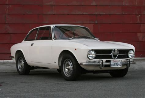 1972 Alfa Romeo Gt Junior 1300 For Sale Front