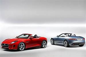 New Jaguar F-Type Roadster Pictures and Details [Video ...