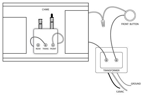 Doorbell Wiring Diagrams For The Home Diagram