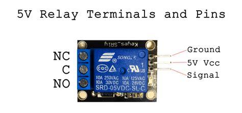 How Set Relay The Arduino Circuit Basics