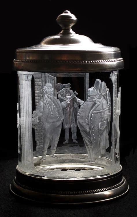 traditional crafts blog glass engraving