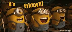 Friday Minions GIF - Find & Share on GIPHY
