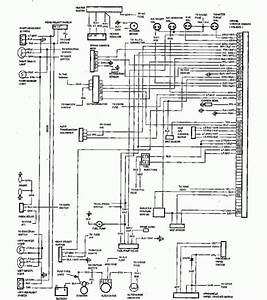 1971 Corvette Wiring Diagram