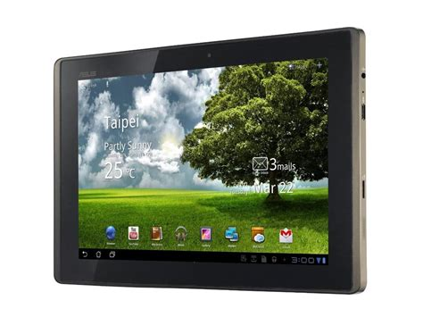 asus android tablet asus eee pad transformer android tablet gadgetsin