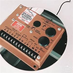 Unidad De Control De Velocidad Electr U00f3nico Del Motor