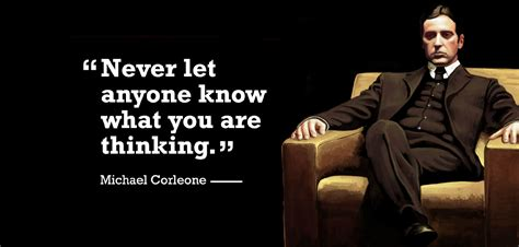 powerful quotes dialogues   godfather