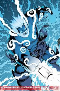 Electric superman vs Hulked Out Thor - Battles - Comic Vine