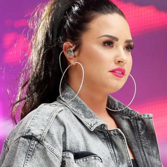 Demi Lovato New Song Says She Not Sober Anymore