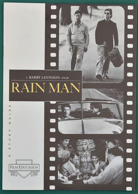 rain man original  page cinema exhibitors synopsis