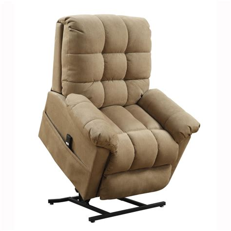 archer fabric power lift chair recliner