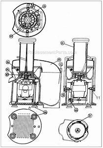 Breville Je98xl Parts List And Diagram   Ereplacementparts Com