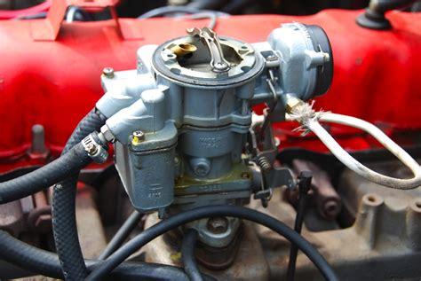 Jeep Cj7 Carburetor Diagram by Jeep Cj Carburetor Vacuum Diagram Wiring Diagram