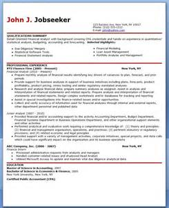 resume format of financial analyst financial analyst resume sle resume downloads