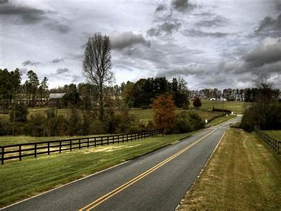 Country Wallpapers Desktop Quotes Road Roads Scenery