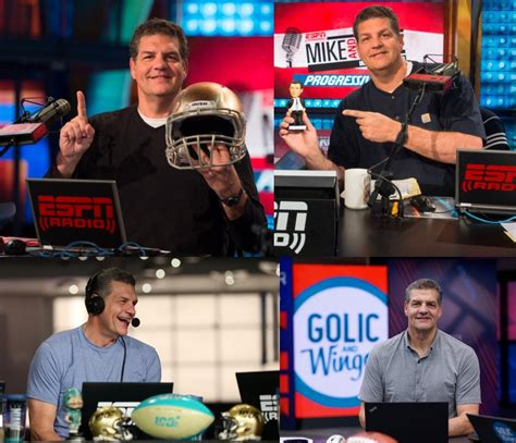 Golic out at ESPN... help us LeBatard, you're our only ...