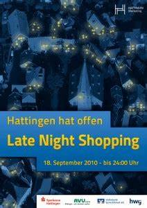 Late Night Shopping Essen : late night shopping gr ne in hattingen ~ Markanthonyermac.com Haus und Dekorationen