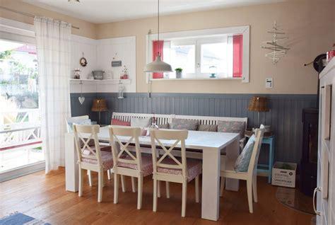 Wohnen Im Schwedischen Landhausstil  Unser Esszimmer