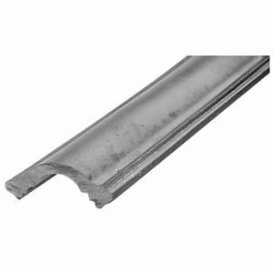 Steel Cap Rail