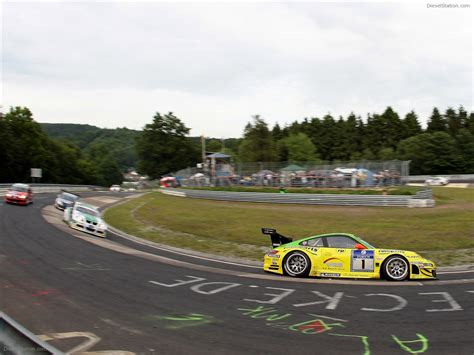 Porsche Wins Nurburgring 24 Hours Exotic Car Image 04 Of