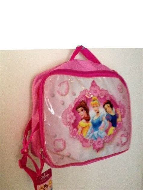 princess duffle bag luggage travel snow white cinderella disney new ebay