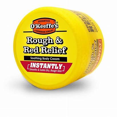 Keeffe Cream Rough Relief Skin 8oz Jar