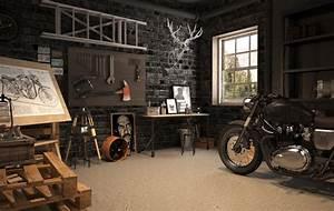 Vintage Garage House Design And Decor