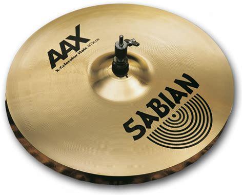 Sabian Aax X-celerator Hi-hats Cymbals