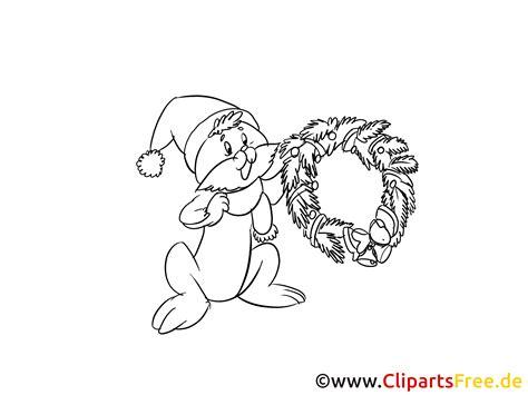 kranz hase malvorlagen weihnachten und advent