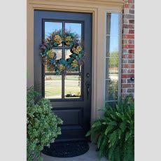Grey Dog Designs Front Door Facelift