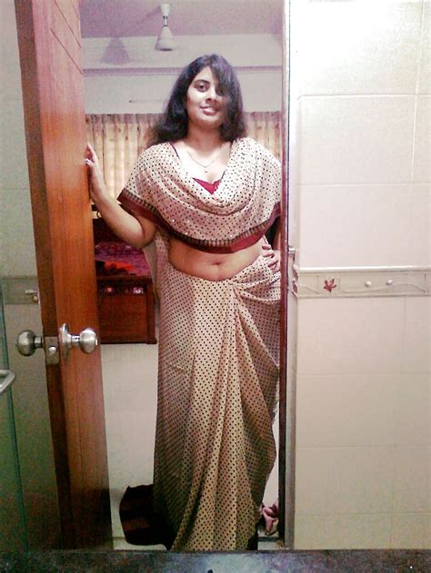 sexy indian housewife chitra part ii  sari styles