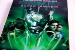 Ben 10: Alien Swarm DVD on Behance