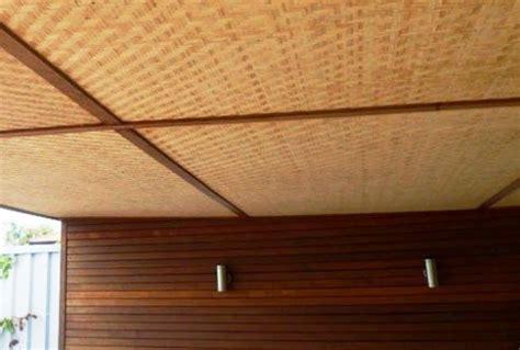 jenis bahan material plafon rumah drop ceiling