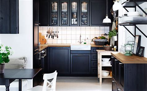 cuisine ikea laxarby ikea kitchens which