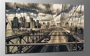 Große Bilder Auf Leinwand : street new york leinwand bild auf keilrahmen gr e w hlbar ~ Lateststills.com Haus und Dekorationen
